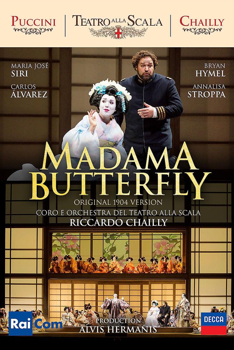 Madama Butterfly - G. Puccini - Film - DECCA - 0044007439821 - 17/1-2019