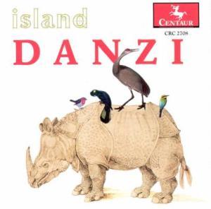 Quartets Op.40/island - Island / Gower - Musik - CENTAUR - 0044747270821 - 21/3-2012