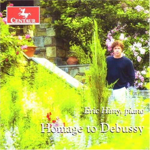 Homage to Debussy - Eric Himy - Musik - CENTAUR - 0044747296821 - 30/4-2014