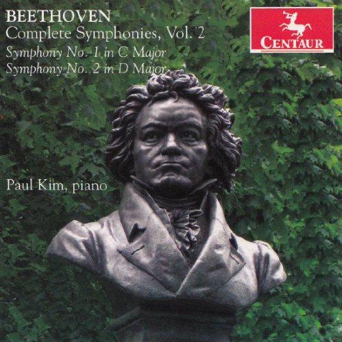 Complete Symphonies Vol.2 - Paul Kim - Musik - CENTAUR - 0044747308821 - March 21, 2012