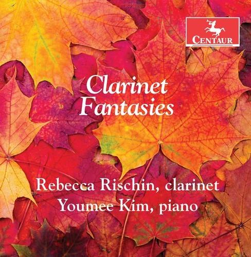 Clarinet Fantasies - Baermann / Rischin / Kim - Musik - CAV - 0044747353821 - 4/8-2017