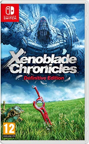 Xenoblade Chronicles  Definitive Edition Switch - Switch - Spil -  - 0045496425821 - 29/5-2020