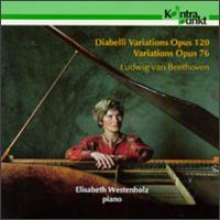 Diabelli Variations Op.120 - Beethoven - Musik - KONTRAPUNKT - 0716043211821 - 4/1-2019