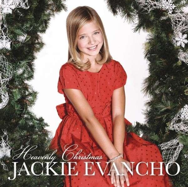 Heavenly Christmas - Jackie Evancho - Musik - SONY MUSIC - 0886979776821 - 16/10-2012