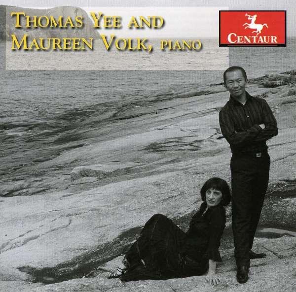 Piano - Yee,thomas / Volk,maureen - Musik - Centaur - 0044747301822 - June 29, 2010