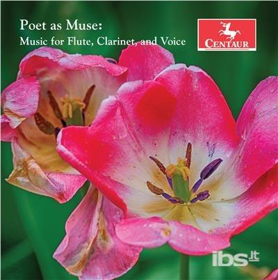 Music for Flute Clarinet & Voice - Batzner / White / Fanning - Musik -  - 0044747356822 - 5/1-2018