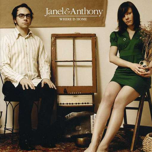 Where is Home - Janel & Anthony - Musik - CUNEIFORM REC - 0045775033822 - May 22, 2012