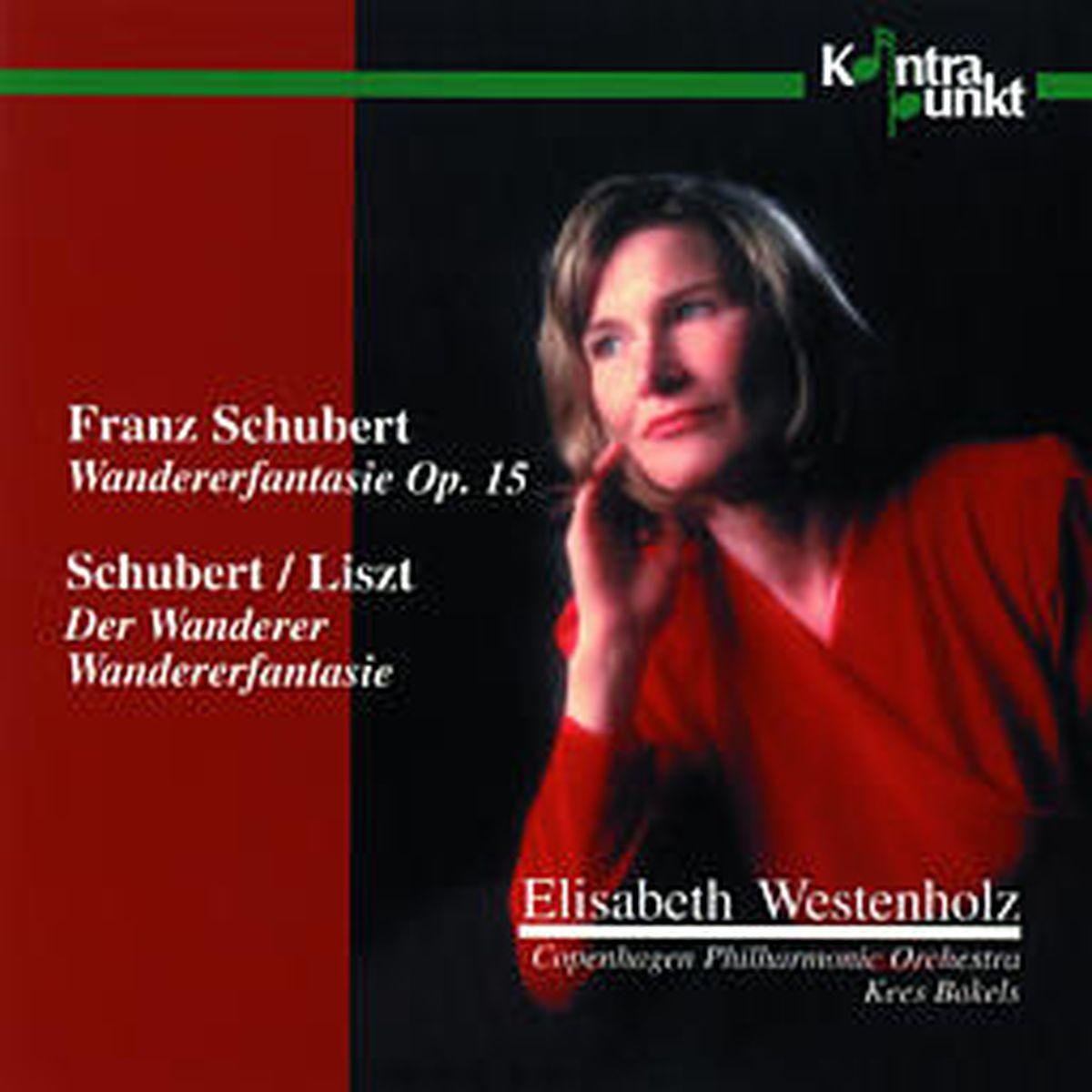 Wandererfantasie Op.15 - F. Schubert - Musik - KONTRAPUNKT - 0716043227822 - 20/4-1998