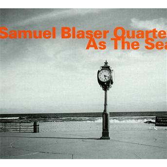 As The Sea - Samuel -Quartet- Blaser - Musik - HATOLOGY - 0752156071822 - January 15, 2018