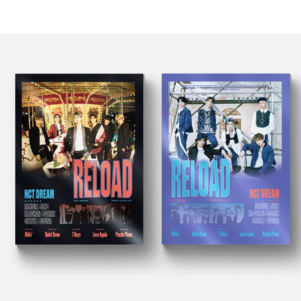 RELOAD - NCT DREAM - Musik - SM ENT. - 8809440339822 - 30/4-2020