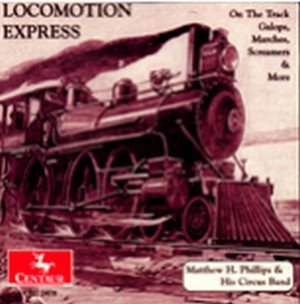 Locomotion Express / Various - Locomotion Express / Various - Musik - Centaur - 0044747247823 - 23/1-2001
