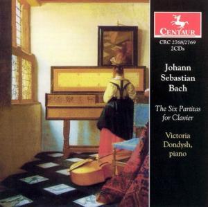 6 Partiten Fur Clavier - J.s. Bach - Musik - CENTAUR - 0044747276823 - 17/3-2006