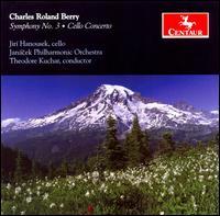 Symphony No.3/cello Concerto / Mariners Fanfare - Janacek Philharmonic Orchestra - Musik - CENTAUR - 0044747289823 - 21/3-2012