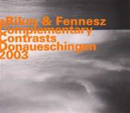 Complementary Contrasts - Fennesz - Musik - HATOLOGY - 0752156061823 - November 18, 2004