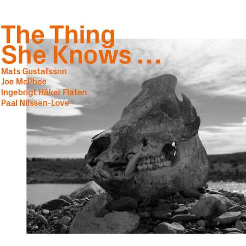 She Knows - Thing - Musik -  - 0752156102823 - October 9, 2020