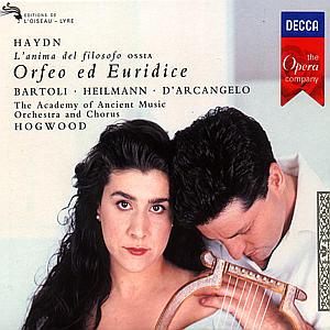 Orfeo Ed Euridice - J. Haydn - Musik - DECCA L'OISEAU-LYRE - 0028945266824 - May 7, 2021