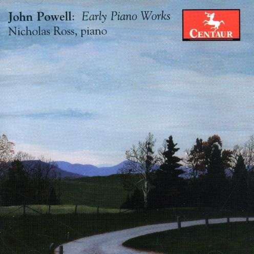Early Piano Works - Powell / Rose - Musik - Centaur - 0044747282824 - 27/3-2007