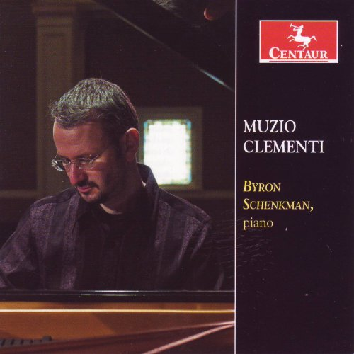 Works For Piano - Byron Schenkman - Musik - CENTAUR - 0044747307824 - April 30, 2014