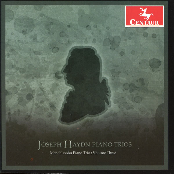 Piano Trios Vol.3 - J. Haydn - Musik - CENTAUR - 0044747323824 - January 21, 2014