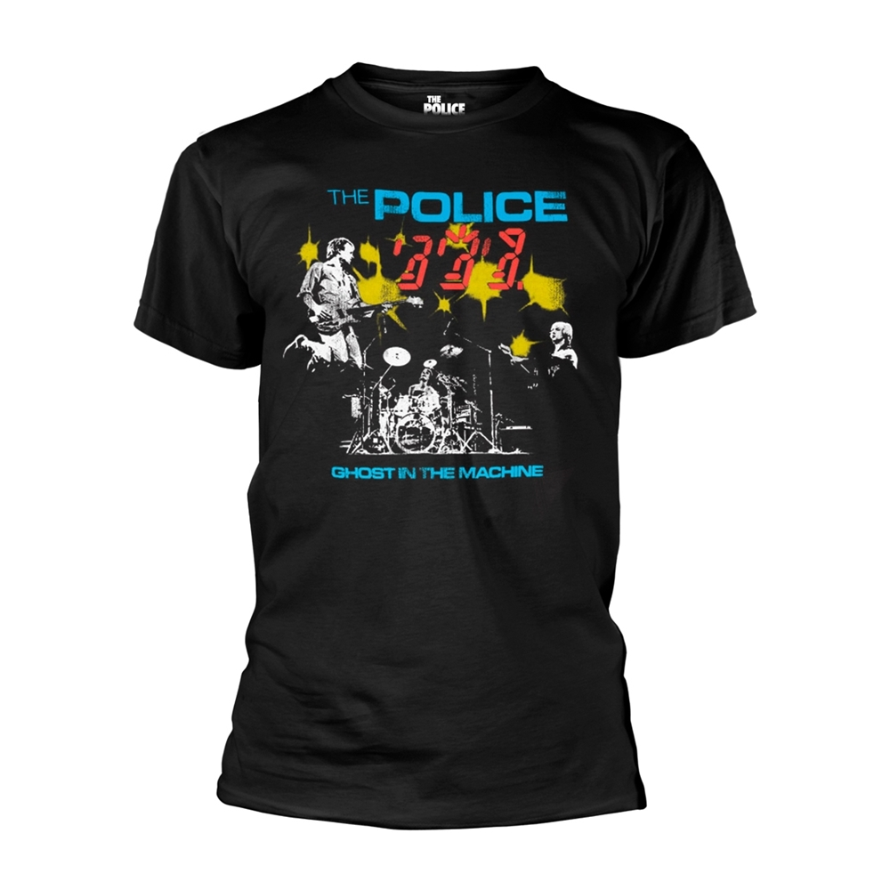Ghost in the Machine Live - Police - Merchandise - PHM - 0803343234824 -