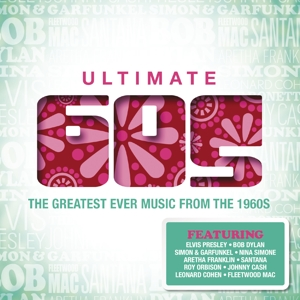 Ultimate... 60s - V/A - Musik - LEGACY - 0889853012824 - February 17, 2021