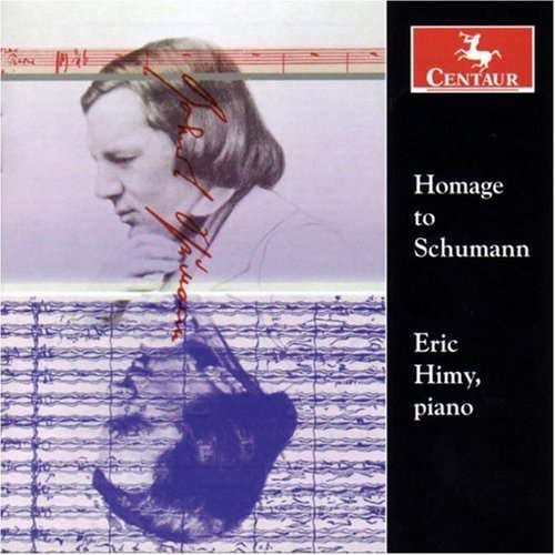 Homage to Schumann - Schumann / Liszt / Himy - Musik - Centaur - 0044747285825 - 29/5-2007