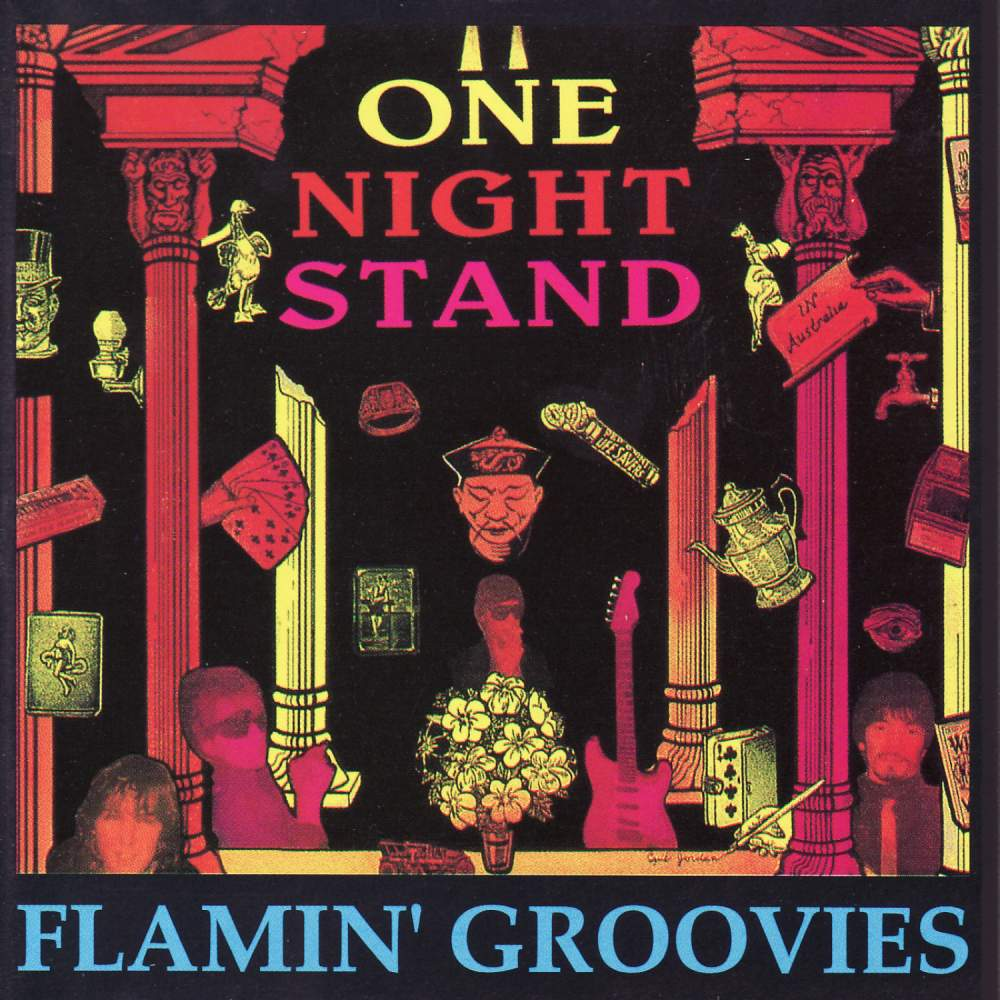 One Night Stand - Flamin' Groovies - Musik - AIM - 0752211100825 - March 27, 2020