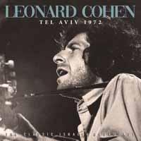 Tel Aviv 1972 - Leonard Cohen - Musik - Gossip - 0823564032825 - July 3, 2020