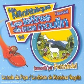 Vol. 14-les Lettres De Mon Moulin - Fernandel - Musik - UNIVERSAL - 0044001353826 - 20/10-2009
