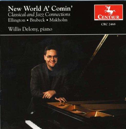 New World A'comin: Classical & Jazz Connection / V - New World A'comin: Classical & Jazz Connection / V - Musik - CENTAUR - 0044747246826 - 21/11-2000