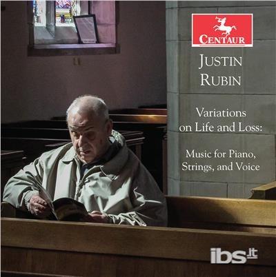 Variations on Life & Loss / Music for Piano - Rubin / Spoelstra - Musik -  - 0044747361826 - February 2, 2018