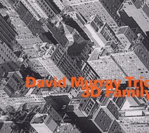 3d Family - Murray / Dyani / Cyrille - Musik - HATOLOGY - 0752156060826 - August 10, 2006