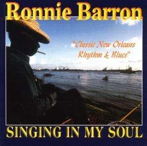 Singing In My Soul - Ronnie Barron - Musik - AIM - 0752211103826 - February 24, 2020