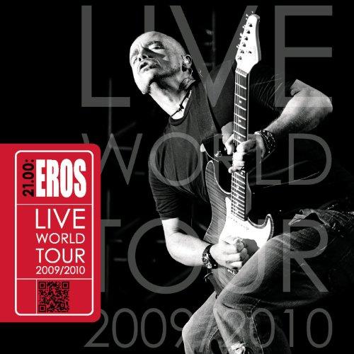 21.00 Eros Live World Tour 2009/2010 - Eros Ramazzotti - Musik - SONY MUSIC - 0886978158826 - 3/12-2010