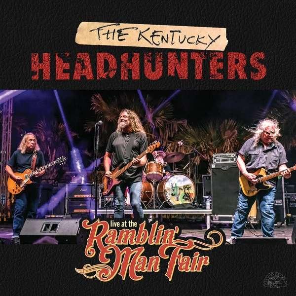 Live at the Ramblin' Man Fair - Kentucky Headhunters - Musik - ALLIGATOR - 0014551498827 - 10/1-2019