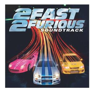 Two Fast 2 Furious - O.s.t - Musik - DEF JAM - 0044007734827 - 29/5-2003