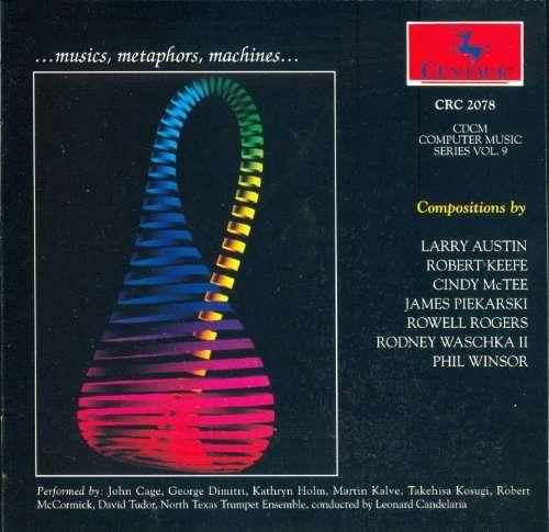 Computer Music Series 9 / Various - Computer Music Series 9 / Various - Musik - Centaur - 0044747207827 - 9/11-1993