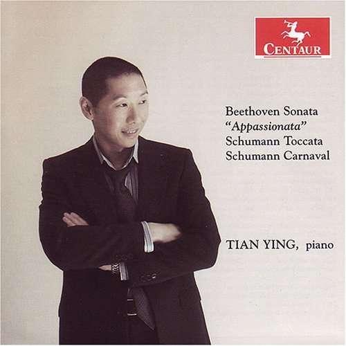 Appassionata - Beethoven / Schumann / Ying - Musik - Centaur - 0044747281827 - November 28, 2006