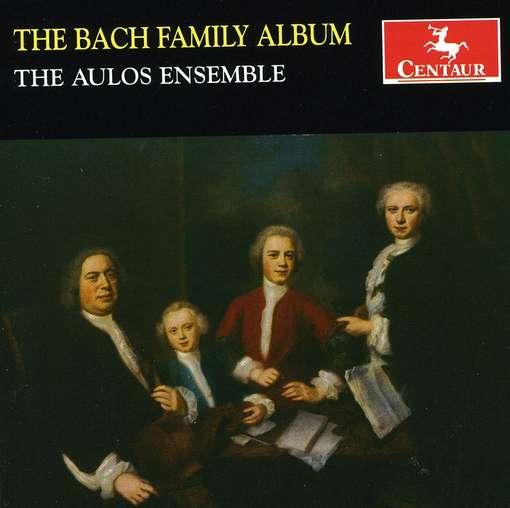 Bach Family Album - Aulos Ensemble - Musik - CENTAUR - 0044747306827 - March 21, 2012
