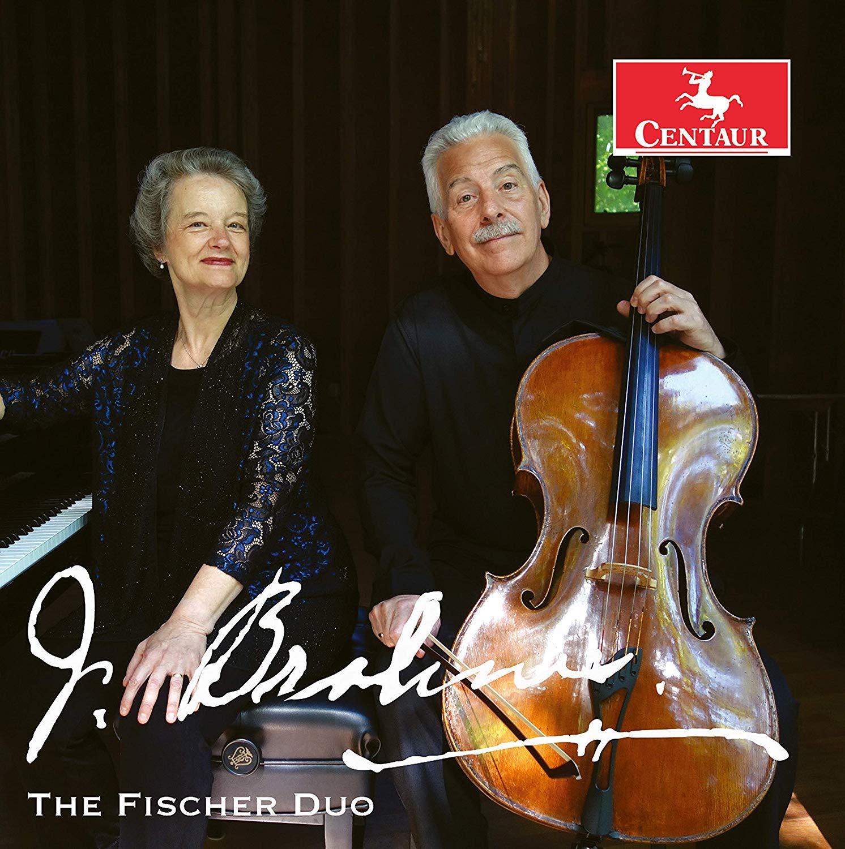 Brahms Cello Sonatas - Brahms / Fischer Duo / Fischer - Musik - Centaur - 0044747364827 - 16/11-2018