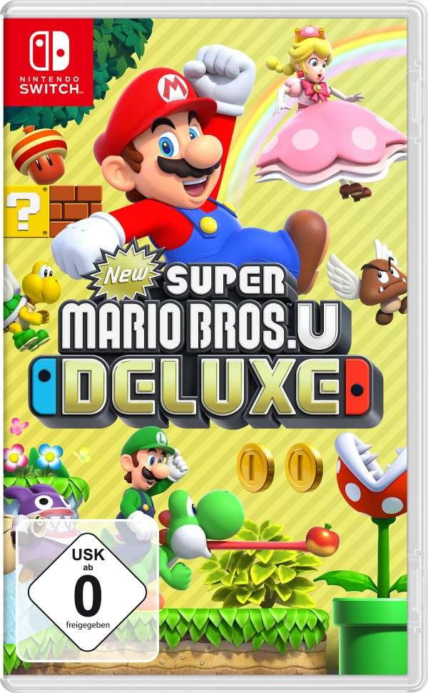 New Super Mario Bros.U Deluxe.2525640 -  - Bøger -  - 0045496423827 - 11/1-2019