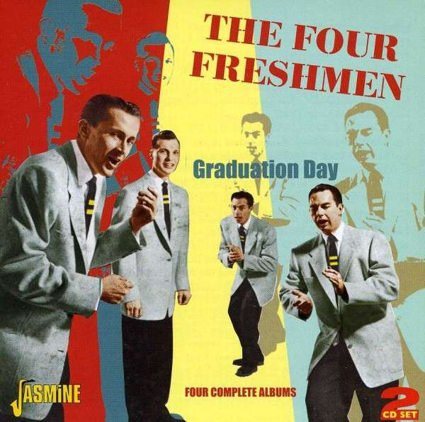 Graduation Day - Four Freshmen - Musik - JASMINE - 0604988019827 - 21/3-2012