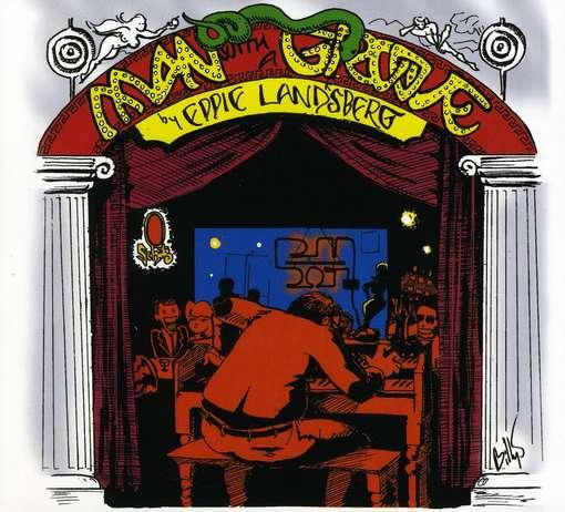 Man with a Groove - Eddie Landsberg - Musik - CD Baby - 0659057645827 - 2003