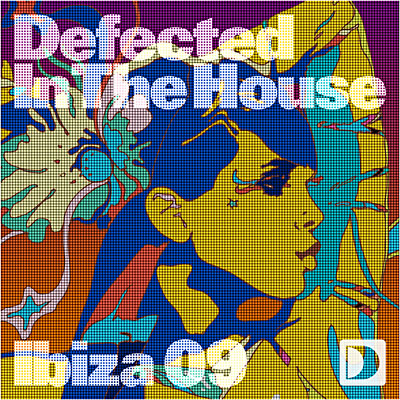 Defected in the House Ibiza 09 / Various - Defected in the House Ibiza 09 / Various - Musik - ADA UK - 0826194126827 - 9. juni 2009