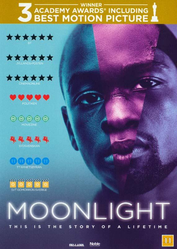 Moonlight - Mahershala Ali - Film -  - 5705535058827 - 6. juli 2017