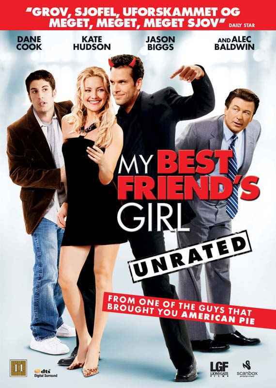My Best Friend's Girl - My Best Friends Girl - Film - JV-UPN - 5706141797827 - 2011