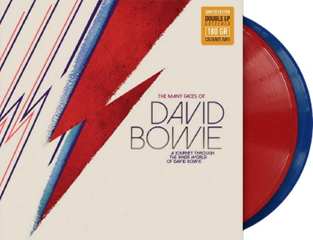The Many Faces of David Bowie - David Bowie - Musik - MUSIC BROKERS - 7798093712827 - 5/6-2020