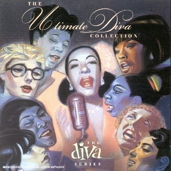 The Ultimate Diva Collecti - Various Artists - Musik - JAZZ - 0044003904828 - 19/7-2012
