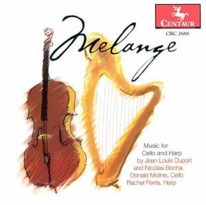 Melange - Ferris / Molin - Musik - CENTAUR - 0044747268828 - 21/3-2012