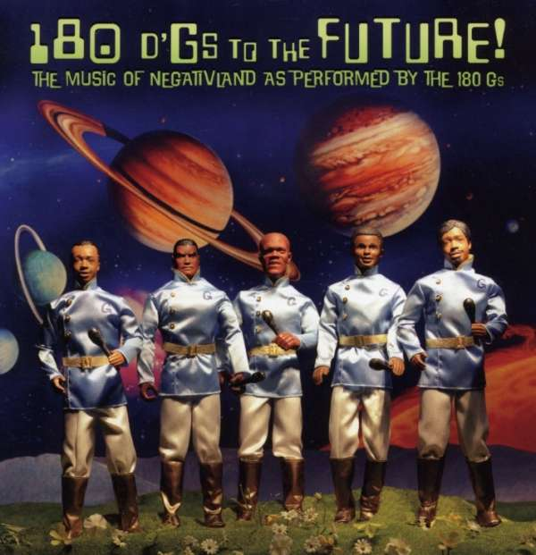 180 D'gs to the Future - Negativland / 180 Gs - Musik - SEELAND - 0753762002828 - October 23, 2007